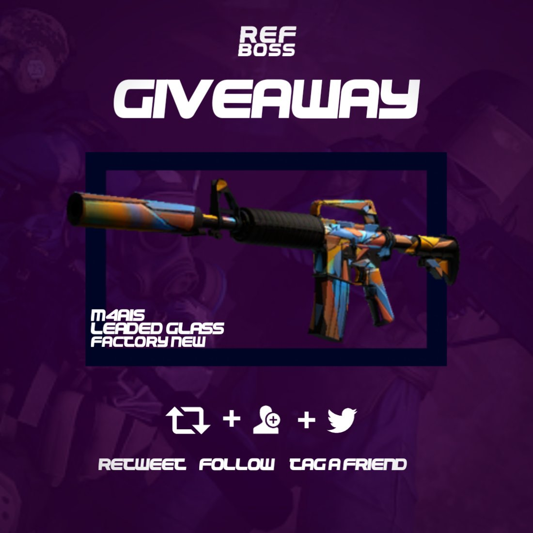 Replying to @Refboss1: 🎉FAST HOURLY GIVEAWAY!  Enter: Retweet and follow.