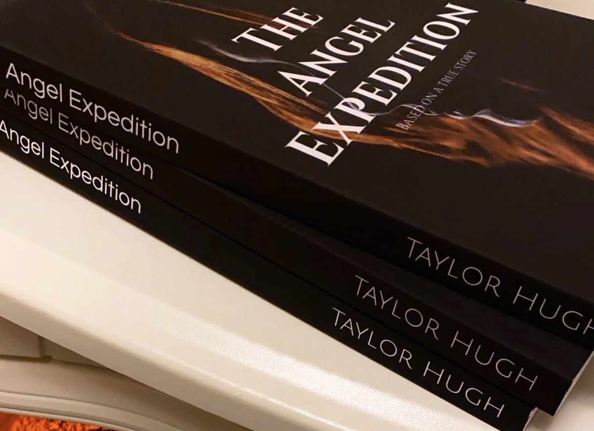 I've got something SUPER exciting to announce!  I will be giving away FIVE SIGNED copies of 'The Angel Expedition'!   All you've got to do to enter is retweet this tweet and follow me on twitter (I'll follow you back!)  This giveaway is open internationally!   #WritingCommunity