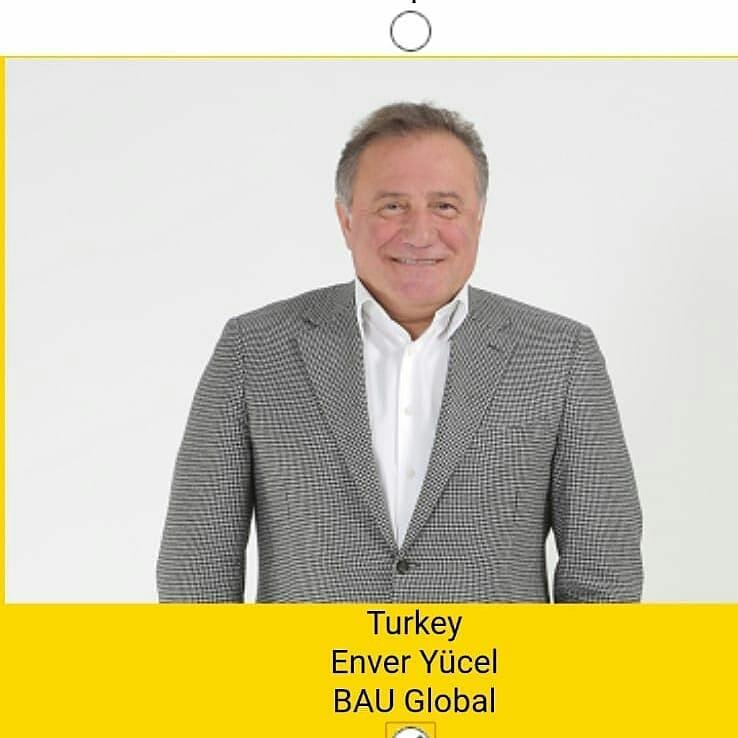 """@bahcesehir_k12 @EnverYucel EY Türkiye 2020 """"Yılın Girişimcisi"""" seçilen ve dünya genelinde Türkiye'yi temsil edecek olan BUEK Başkanımız Sn. @EnverYucel için oylamaya katılarak destek verebilirsiniz. 👉🏻 https://t.co/2Dpq00rMAp https://t.co/obIHXv9tGi"""