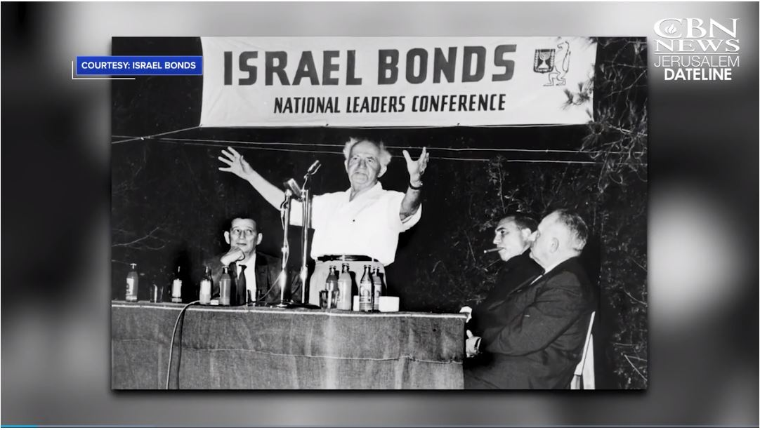 Israel Bonds: On the Frontlines of Israel's Economic Battle During COVID-19 go.cbn.com/uDNY