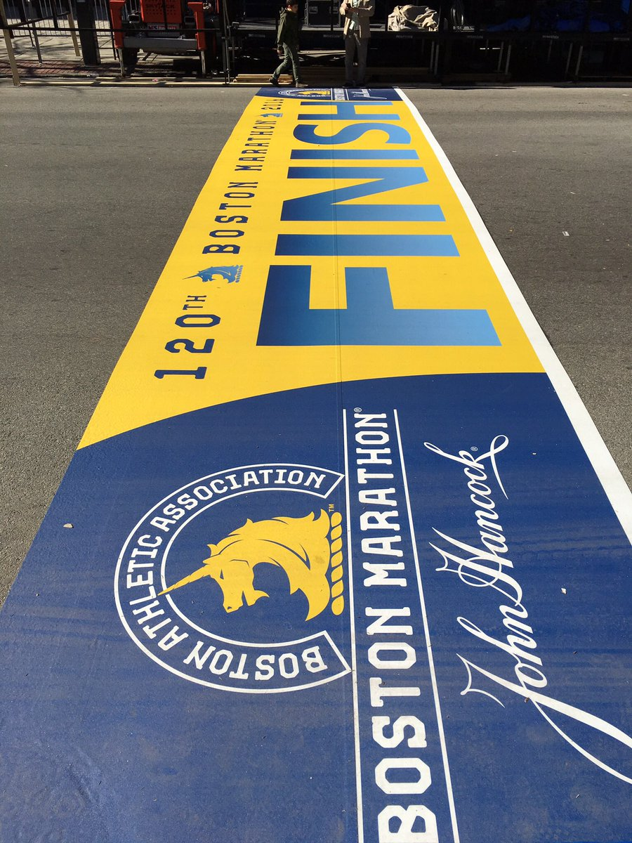 The 124th Boston Marathon has been cancelled - it will be a virtual race.   All participants who were originally registered for the April 20, 2020 event will be offered a full refund.    https://t.co/10HChNE9xn https://t.co/IBwKFXilxX