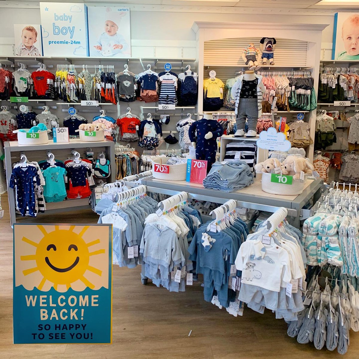 EASY BREEZY + SUPER CUTE, FUN IN THE SUN STYLES ALL ON SALE NOW AT CARTER'S & OSHKOSH B'GOSH!  #gettysburgoutlets #gettysburg #carters #oshkosh #oshkoshbgosh #kidsfashion #babyfashion #outlets #outletshopping #shopping #salepic.twitter.com/1Q9FbbhmvN