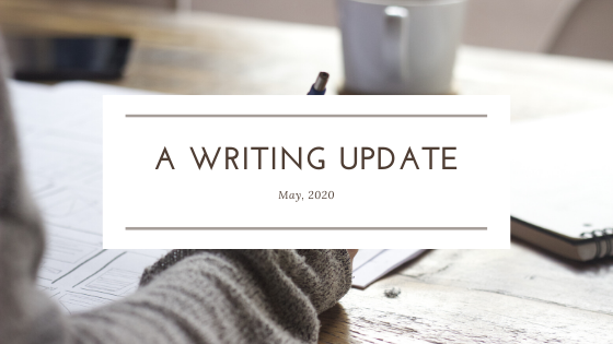 My latest newsletter is out! A more in-depth look at my #wip - where it started, all the way to where it is now! #writingcommunity A Writing Update | May, 2020 -  https:// mailchi.mp/b710659dac21/a -writing-update-may-2020  … <br>http://pic.twitter.com/MA23UXhM2F