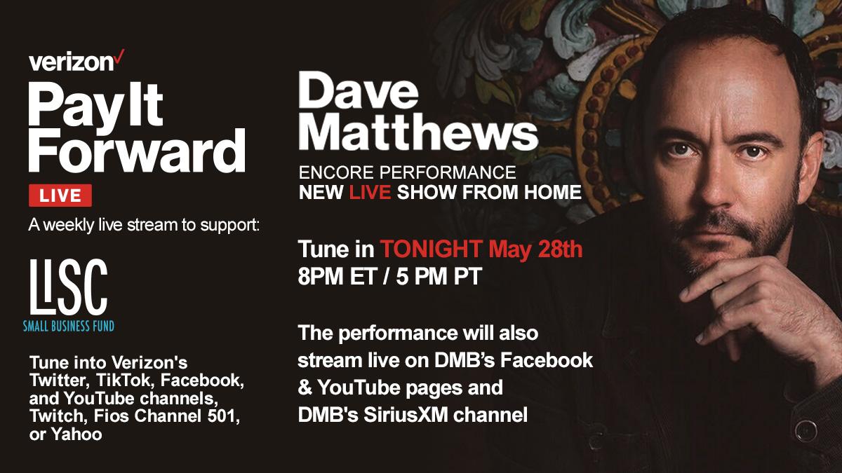 @davematthewsbnd's photo on Dave Matthews