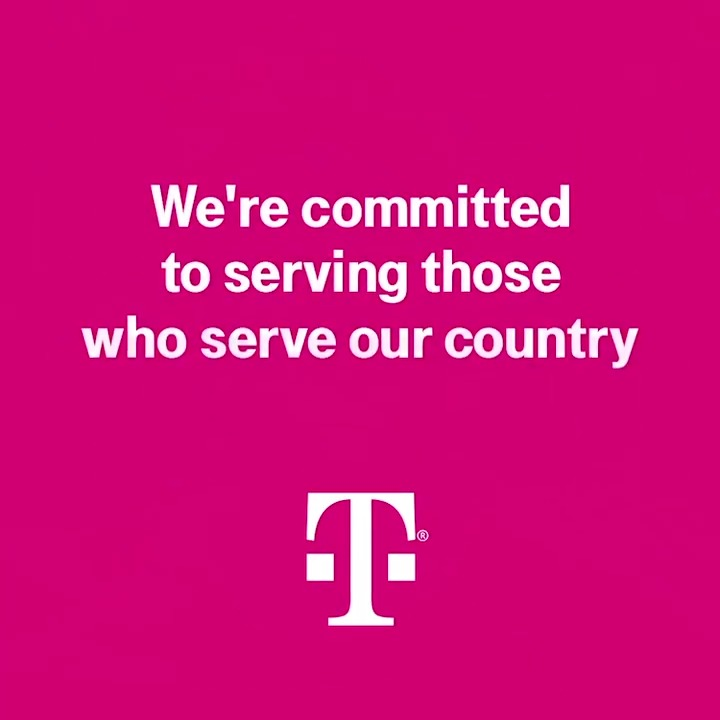 This #MilitaryAppreciationMonth we salute vets like Wanda. By partnering with orgs like @HiringOurHeroes we've committed to hiring 10K vets and their spouses by 2023. #MobilizeForService Learn more at t-mobile.com/responsibility…