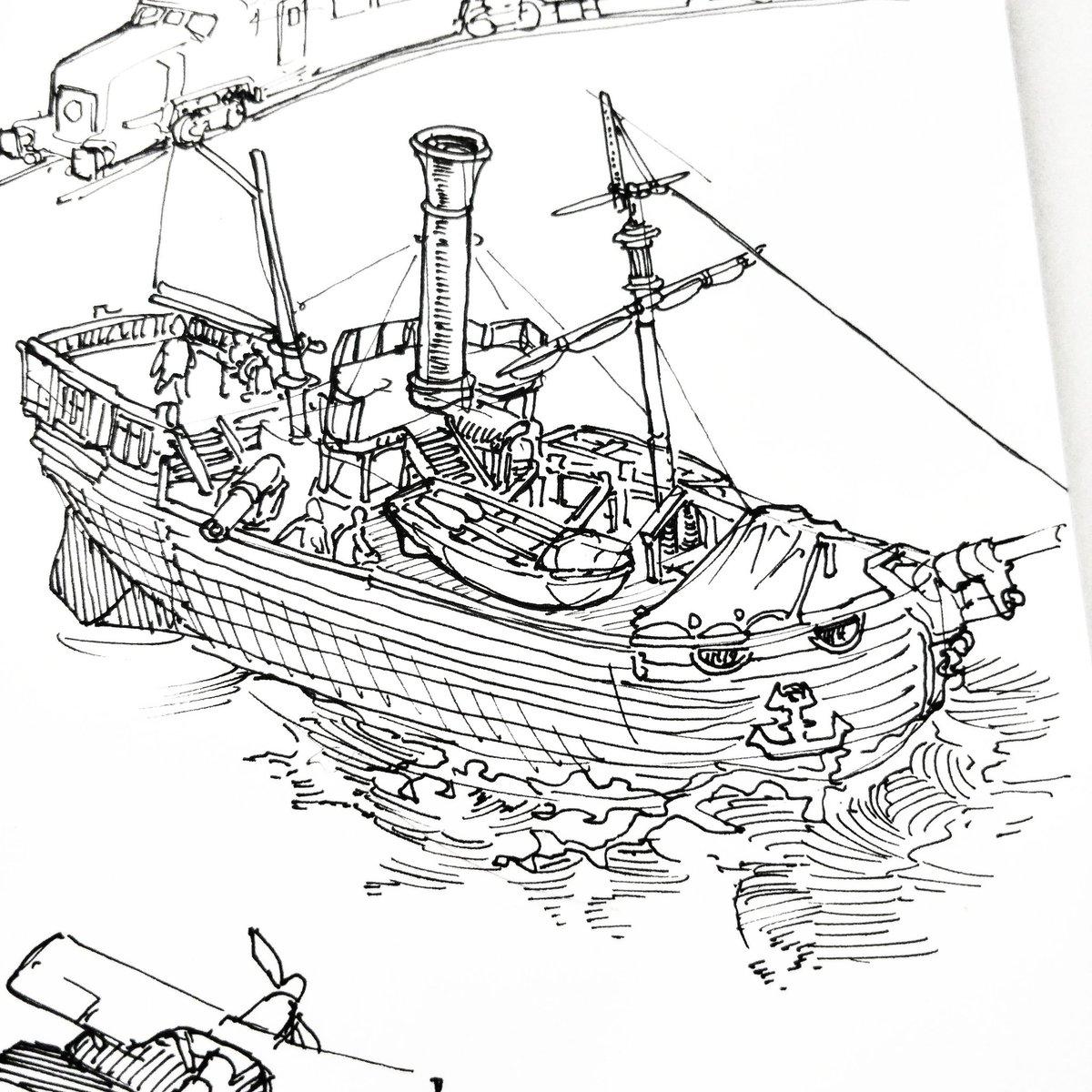 little sketch #boat pic.twitter.com/dPSY7DPufY