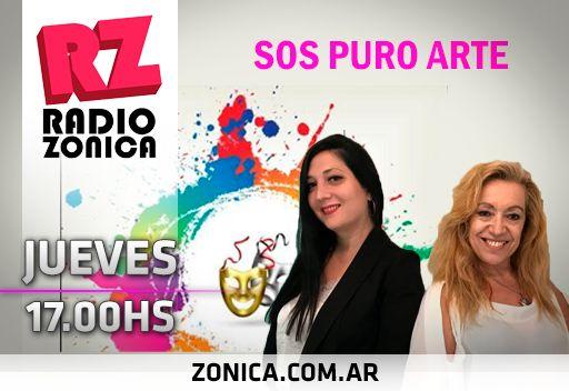 #AIRE #RadioZonica #GrupoZonicaEnCasa  Estás en casa, nosotros también. Pero seguimos haciendo radio en vivo para que pases los días de la mejor manera posible.  AHORA > #SosPuroArte http://www.radiozonica.com.ar // App: Radio Zonica. #GrupoZonicapic.twitter.com/bCJ5EySe9j