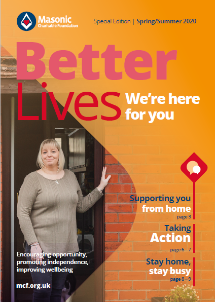 test Twitter Media - ❗ Have you read our special edition of Better Lives magazine? Learn how we are adapting our support to help people during #COVID19 and read tips from our charity partners @age_uk  and @homestartuk on staying safe, happy and healthy! https://t.co/N6iuY7wjXi https://t.co/Ns663w0Spv