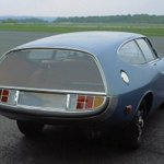 Image for the Tweet beginning: The 1968 #Volvo #P1800 ES