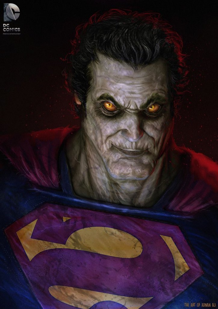 #Bizarro  Be interesting if *he* shows up in a Cavill movie. pic.twitter.com/enOB7OparQ