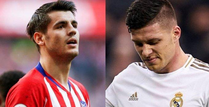 Il Corriere: el Real Madrid puede marcarse 'un Morata' con Luka Jovic bit.ly/2M5XGpR #RealMadrid #Morata #Jovic