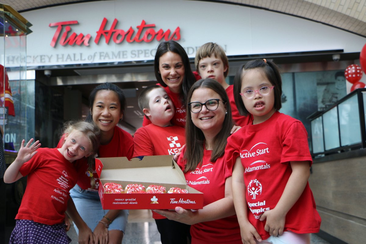 We're thrilled to announce that our 2019 Day of Inclusion campaign with @TimHortons won the GOLD Halo Award in the Inclusion category from @EngageforGood!  Thank you to Tim Hortons for being true Champions of Inclusion! #ChooseToInclude #EFG2020  https://t.co/Ua3FrN7uDv https://t.co/XWixwl3oRz