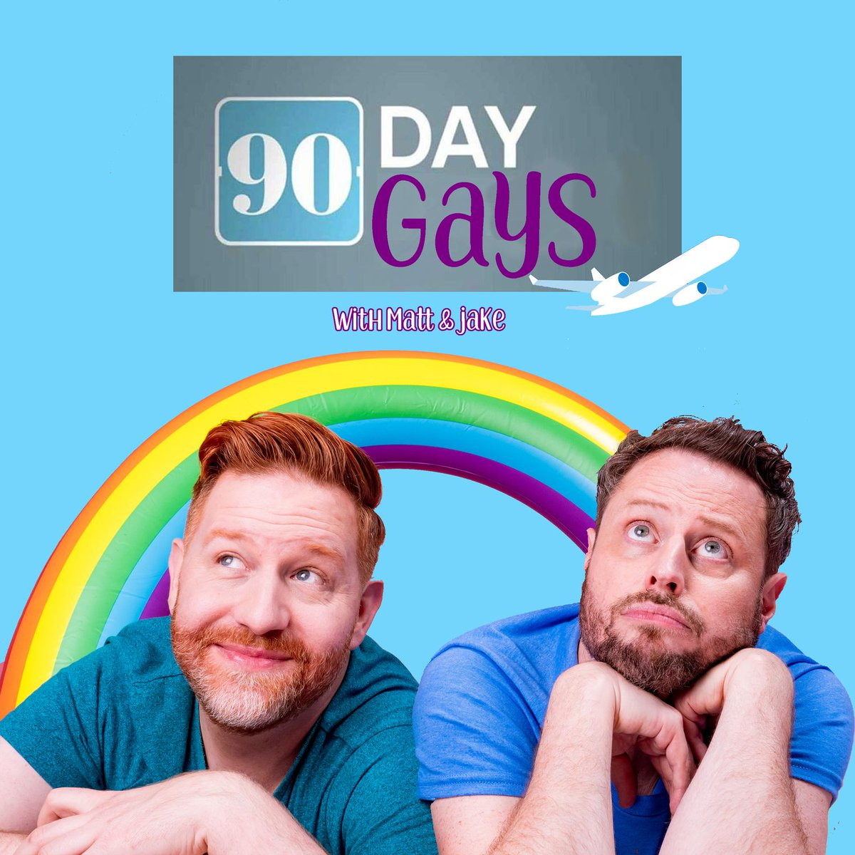 Our first ever May-gasode now live. Enjoy 2 hrs of @90DayGays! These episodes are *NOT* SFW.     #90dayfiance #90dayfiancebeforethe90days  #loveisblind #loveisblindnetflix #toohottohandle #marriedatfirstsight #MAFS #Netflix #TLC #LaborofLove
