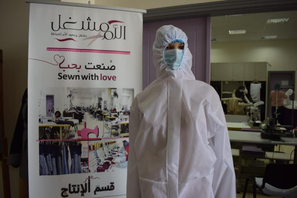 Arab News On Twitter Spotlight A Workshop In Lebanon S Saida Region Offers Women From Marginalized Backgrounds A Six Month Sewing Course And A Sewing Machine At The End Of It Find Out More