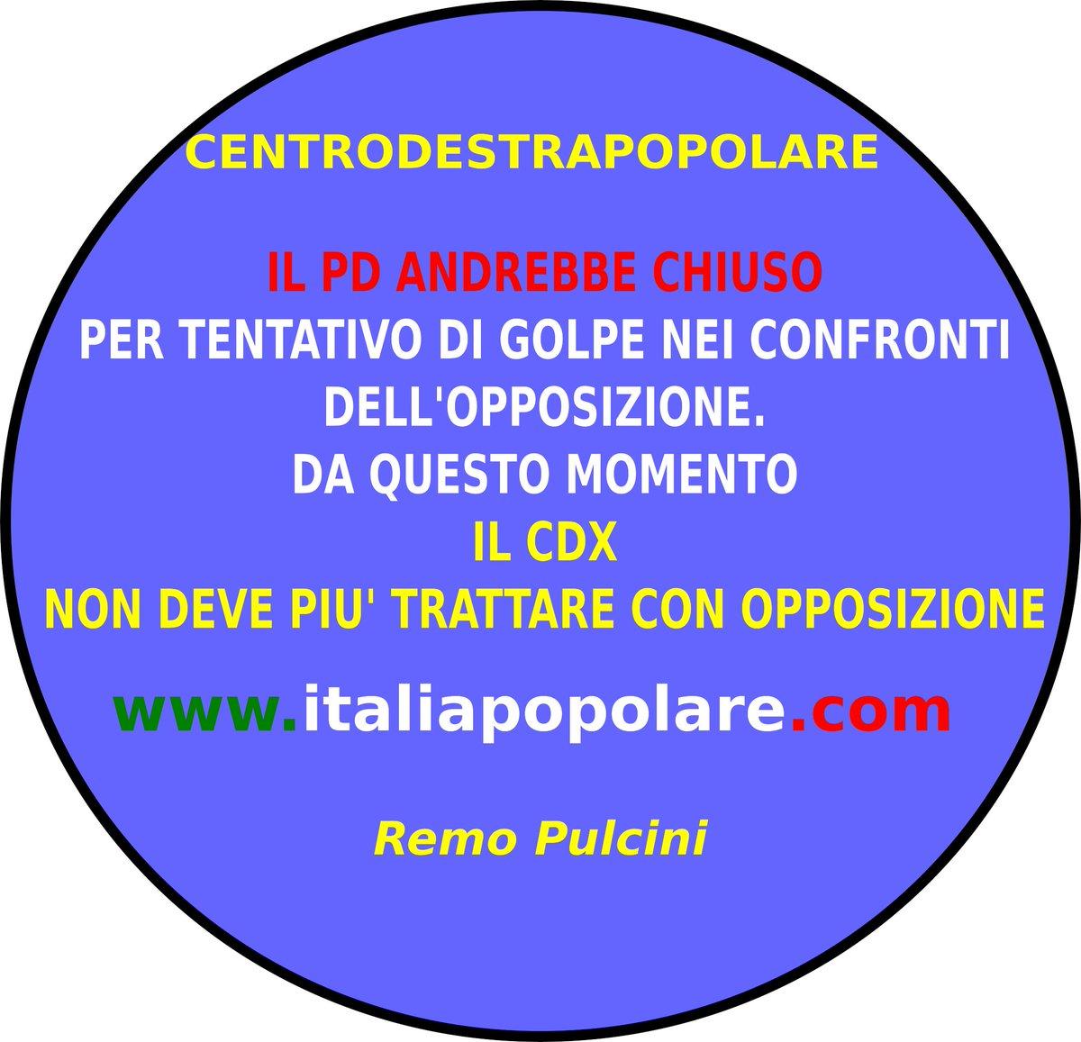 #Ale4Ristoranti