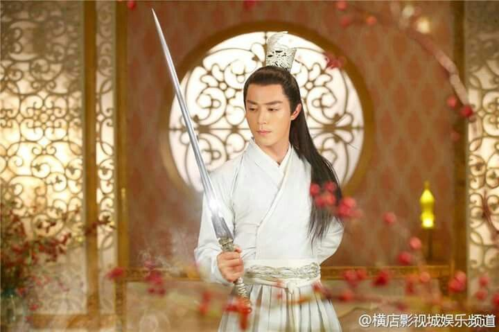 wallace huo in the journey of flower, 2015  #霍建华 https://t.co/581BIYBcVh