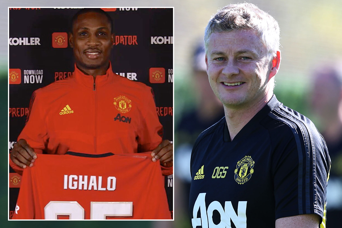 EXCLUSIVE: Odion Ighalo willing to risk £75million contract with Shanghai Shenua to stay at Man Utd   @CrossyDailyStar   #MUFC dailystar.co.uk/sport/football…