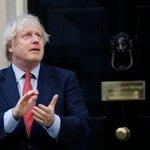 Image for the Tweet beginning: Boris Johnson klar til lempelser: