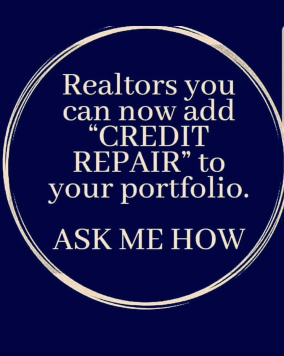 #creditrepair #creditscore #transunion #equifax #ficoscore #homebuyers #carbuyers #studentloandepot #eviction #bankruptcy #latepayments #medicalbills #collection #realtorslife #carsalesman #carsaleswoman #solarpanels https://t.co/QmZqVR0MS7