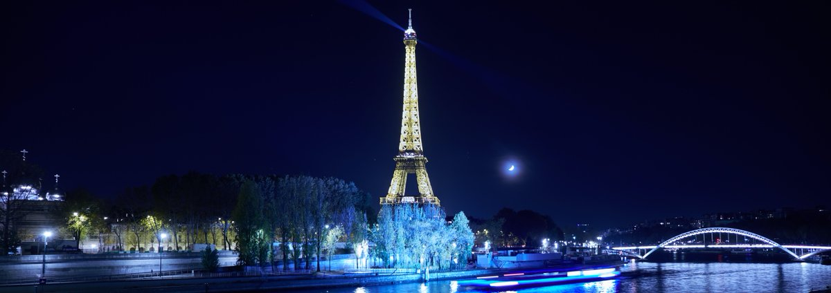 Yet another day draws to a close with fantastic Panels and exciting keynote presentations @AUParis  #PGC2020. Thank you all out there for joining in, for coming together, for making this a wonderful experience! Good night #TourEiffel , good night #Paris https://bit.ly/3gBi7Jkpic.twitter.com/ZRseWyfDPK