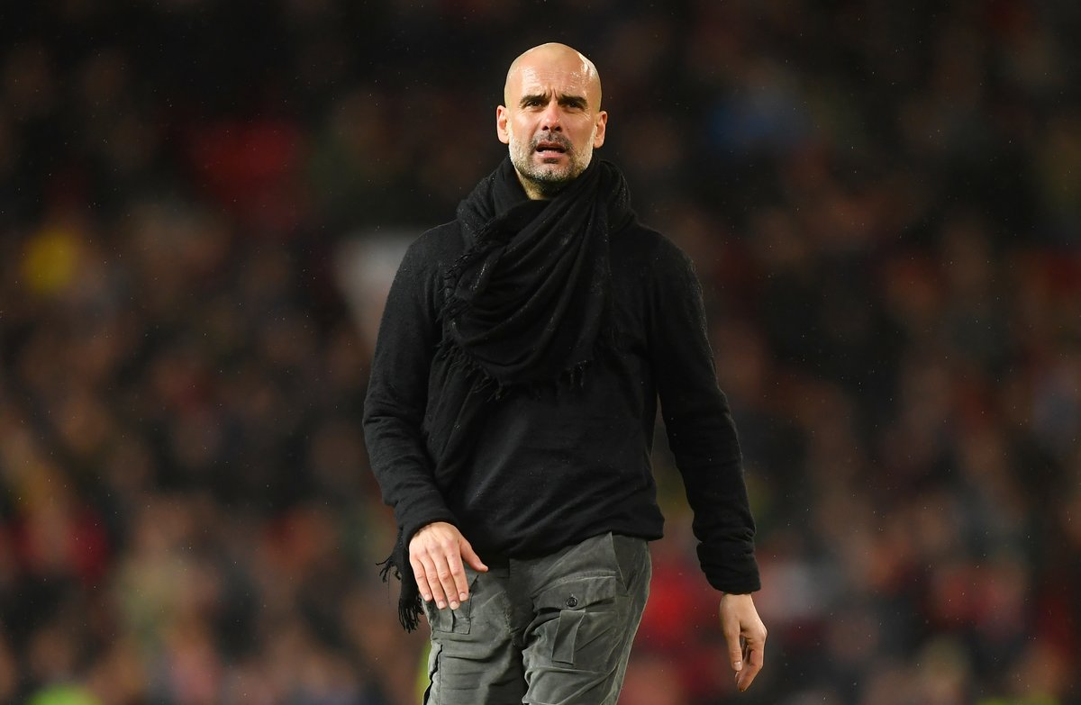 Pep Guardiola expected Champions League glory this week but chaos now looms at Man City ✍️ @CrossyDailyStar dailystar.co.uk/sport/football…