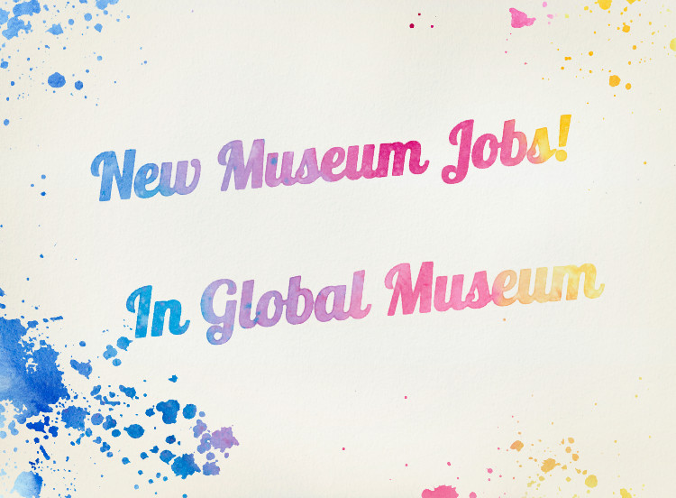 New Museum Jobs Posted Today! | In The JOBS Section Of Global Museum http://www.globalmuseum.org  #museums #jobs #museumjobs #Globalmuseum #employment #artgallery pic.twitter.com/4OxVkmyXDu