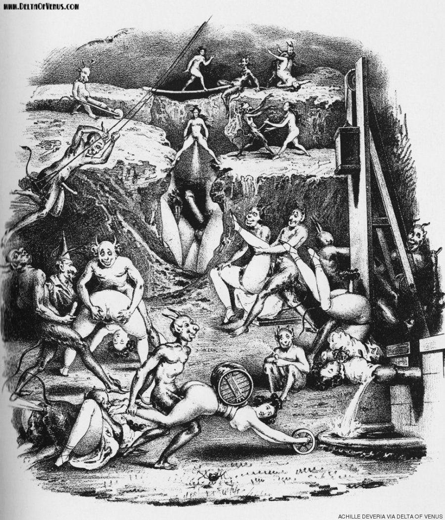 Você precisa conhecer esta arte erótica, vintage e satânica do século XIX.  Quer saber mais? Acesse o site e torne-se um membro da Igreja de Satã: http://www.igrejadesata.com  #sejasatanista #igrejadesata #satanas #satan #hailsatan #arteerotica #artesatanica #darkart #satanicartpic.twitter.com/2AxJBnG1R9