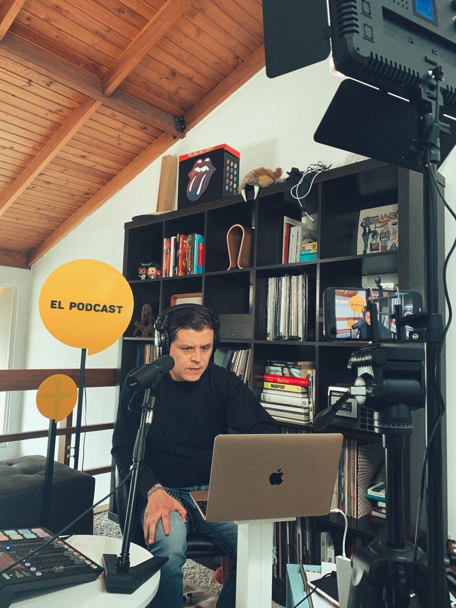 Podcasteando puro y duro desde 2014. Visite el blog para encontrar la pasión por el formato ow.ly/hj1l30qKv3y