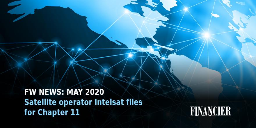 Satellite operator Intelsat files for Chapter 11  Read the latest FW News post here: https://t.co/K8VhZlKjvE  #Bankruptcy #Restructuring #Intelsat https://t.co/DTlScPpxwA