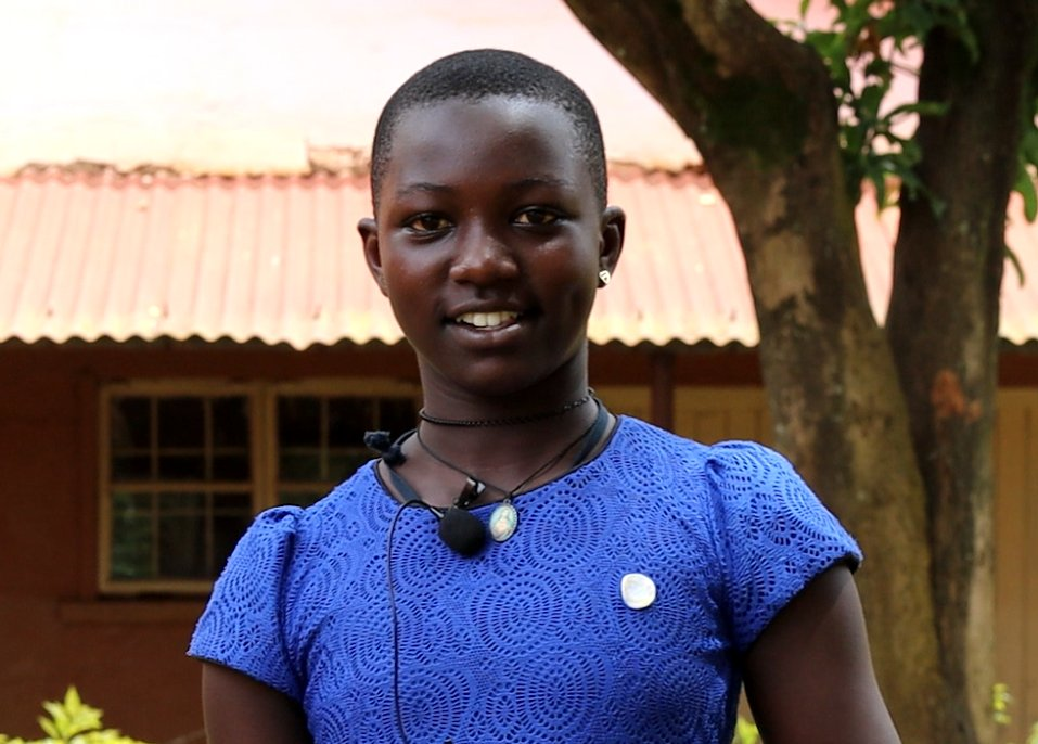 @GirlUpUganda is supporting the menstrual health and hygiene of adolescent girls during COVID-19 by including sanitary pads as part of the relief packages they are delivering to families in Kampala.