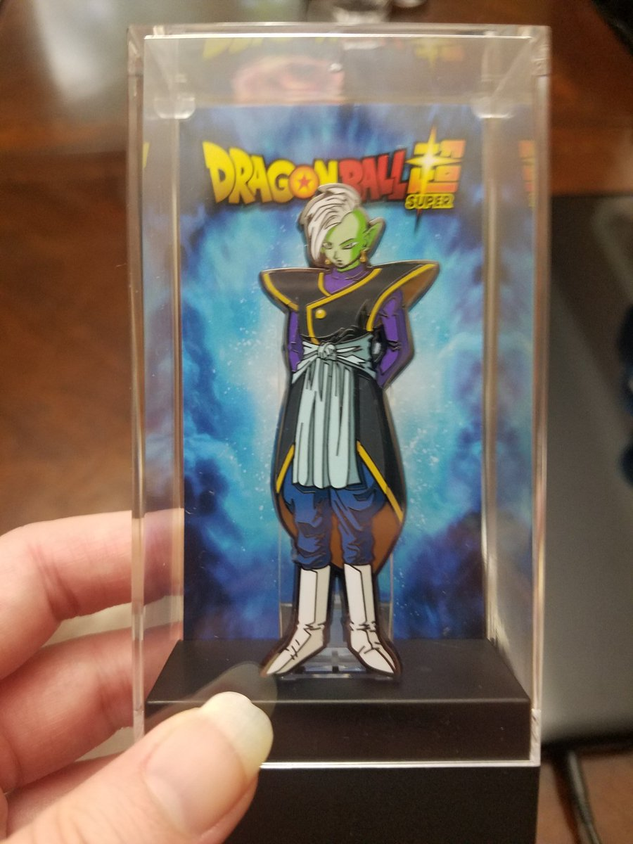 The boy has arrived~~!  #zamasu #figpin <br>http://pic.twitter.com/XKFGmPEX3Z