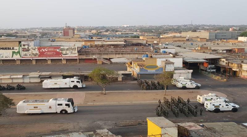 Mercado Las Pulgas de Maracaibo será reabierto dentro de dos semanas #VenezuelaDefiendeSuOro #GMVVIndetenible vtv.gob.ve/mercado-las-pu…