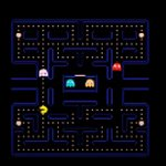 Image for the Tweet beginning: PAC-MAN Recreated with AI by