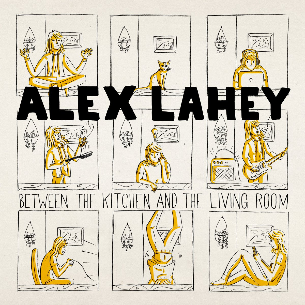 BETWEEN THE KITCHEN AND THE LIVING ROOM EP Out Friday 29 May at midnight wherever you are in the world alexlahey.lnk.to/BTKATLR