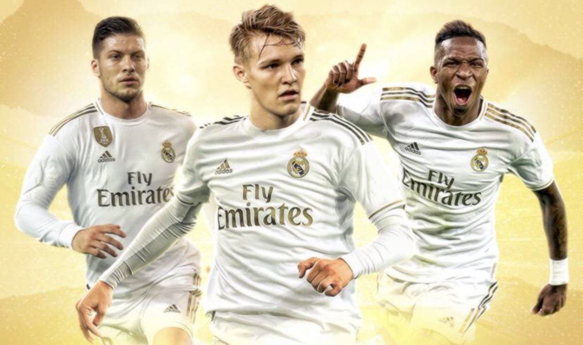 Vinicius Junior, Odegaard, Jovic: The Mixed Futures of Real Madrids Young Stars: Vinicius Jr. view him as a diamond in the rough. Luka Jovic, looks a little bit lost on the pitch. Odegaard, 12 goals in 27 games looks like hes got everything needed to triumph at Real Madrid