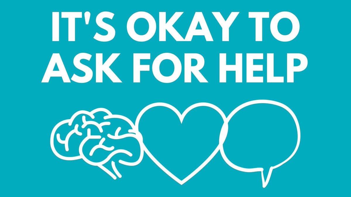 """Whether it's accessing resources, effectively treating patients, practicing self-care, or taking action to prevent #MentalHealth concerns from worsening, everyone can use a little help to stay mission ready. It's ok to ask for help - we are here for you."""