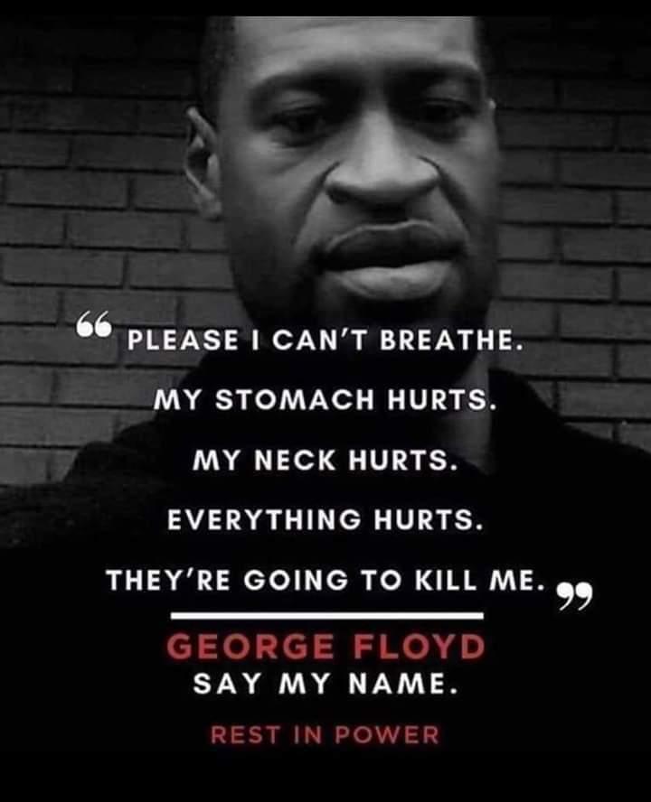 No Justice, No peace!  #GeorgeFloyd #Murdered #NoMitigation #USA #minneapolisriotspic.twitter.com/ztonWJ3cr2