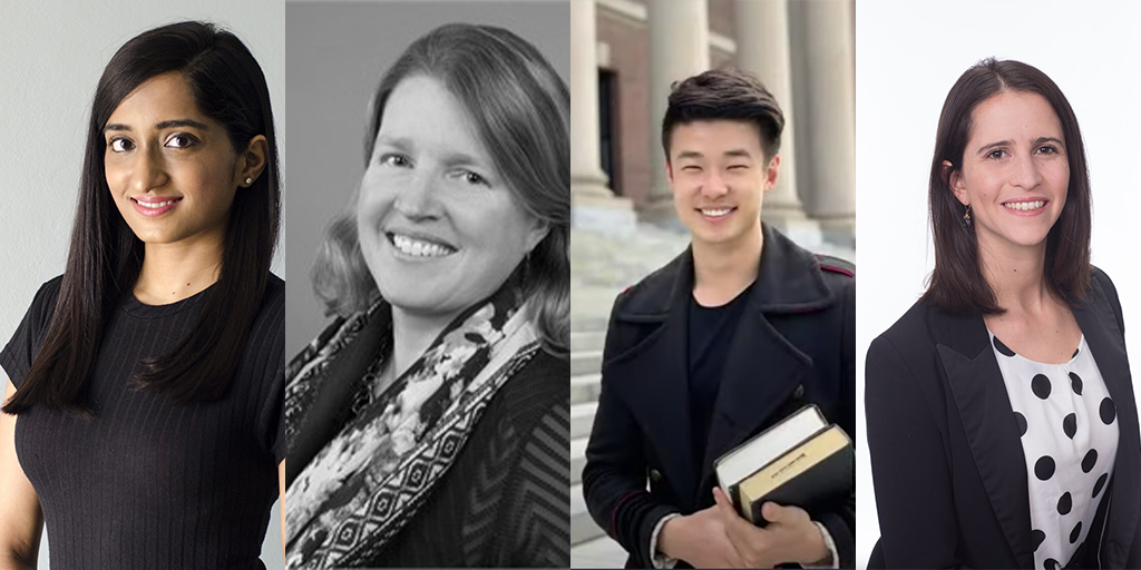 1/2 Congratulations to the recipients of WAPPP's HKS Class Day Awards. #HKSgrad @RuhaShadab, MPP, was awarded the Barbara Jordan Award for Women's Leadership Janina Matuszeski, Lecturer in Public Policy, was awarded the Holly Taylor Sargent Award for Women's Advancement