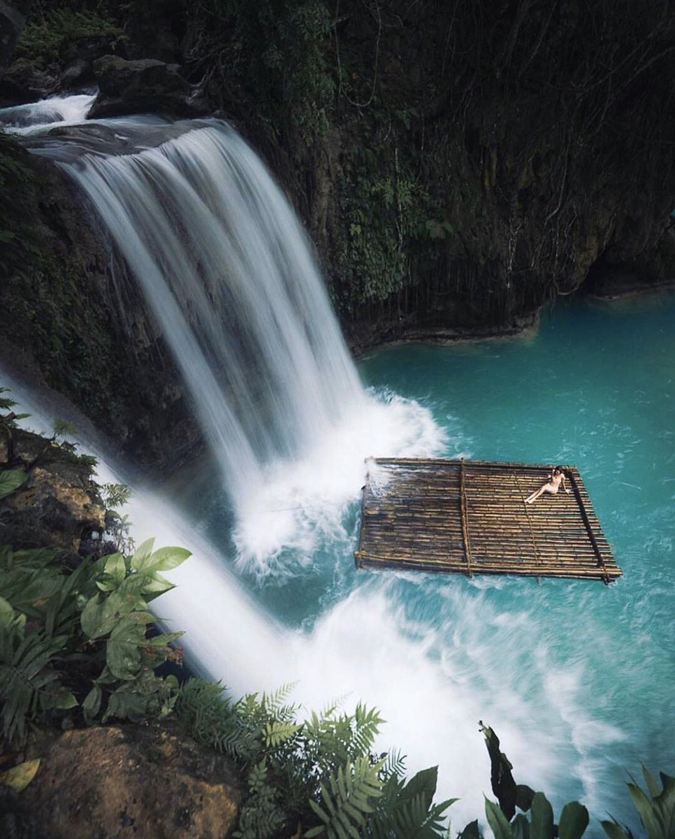 Kawasan Falls, Philippines  via  jess.wandering ⠀ ⠀ #mobiletravellers⠀  #travel #travelphotography #photography #nature #travelgram #love #photooftheday #instagood #wanderlust #instatravel #travelblogger #adventure #trip #picoftheday #instagram #traveling #explorepic.twitter.com/kDAdednbYJ