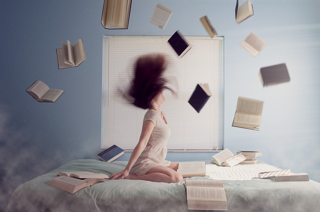 I cannot #sleep unless I am surrounded by #books. -Jorge Luis Borgespic.twitter.com/C2O0bEtqBn
