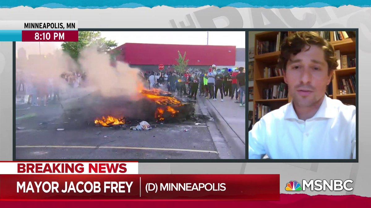 @MSNBC's photo on Mayor Frey