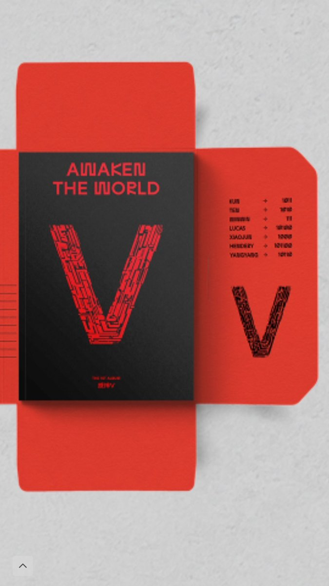 I'm looking closer at the album packaging and it looks like they used binary numbers to represent the numbers associated with each #WayV  member!  KUN -> 11 TEN -> 10 WINWIN -> 7 LUCAS -> 20 XIAOJUN -> 8 HENDERY -> 44 YANGYANG -> 22 <br>http://pic.twitter.com/ufH6zmTHzC