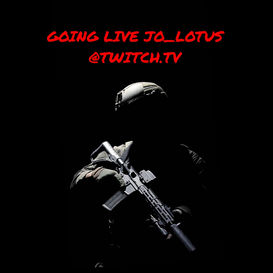 Going live now on http://twitch.tv JO_LOTUS #codmw #warzone #codwarzone #couplesgoals #funwithfriends #noob #aspielife #pcgamer #twitchaffiliate #twitchstreamer #curlyhair #pcgamer #Xbox #playstation #girlgamerspic.twitter.com/VvAVkhrEHh