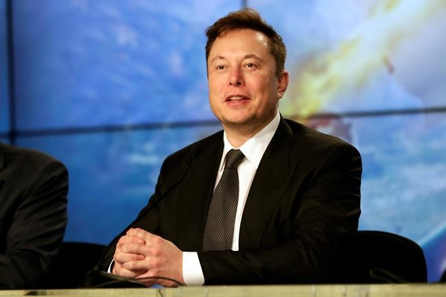 Tesla's Musk earns $770M in stock options, company confirms - Medicine Hat News has been published on Canada News Media - https://canadanewsmedia.ca/teslas-musk-earns-770m-in-stock-options-company-confirms-medicine-hat-news/ … #newspic.twitter.com/mpFvBYsr6s