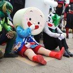 Image for the Tweet beginning: #シャムロック さんと #笹郎 おやびんの両サイドからガン見される #ごかぼちゃん