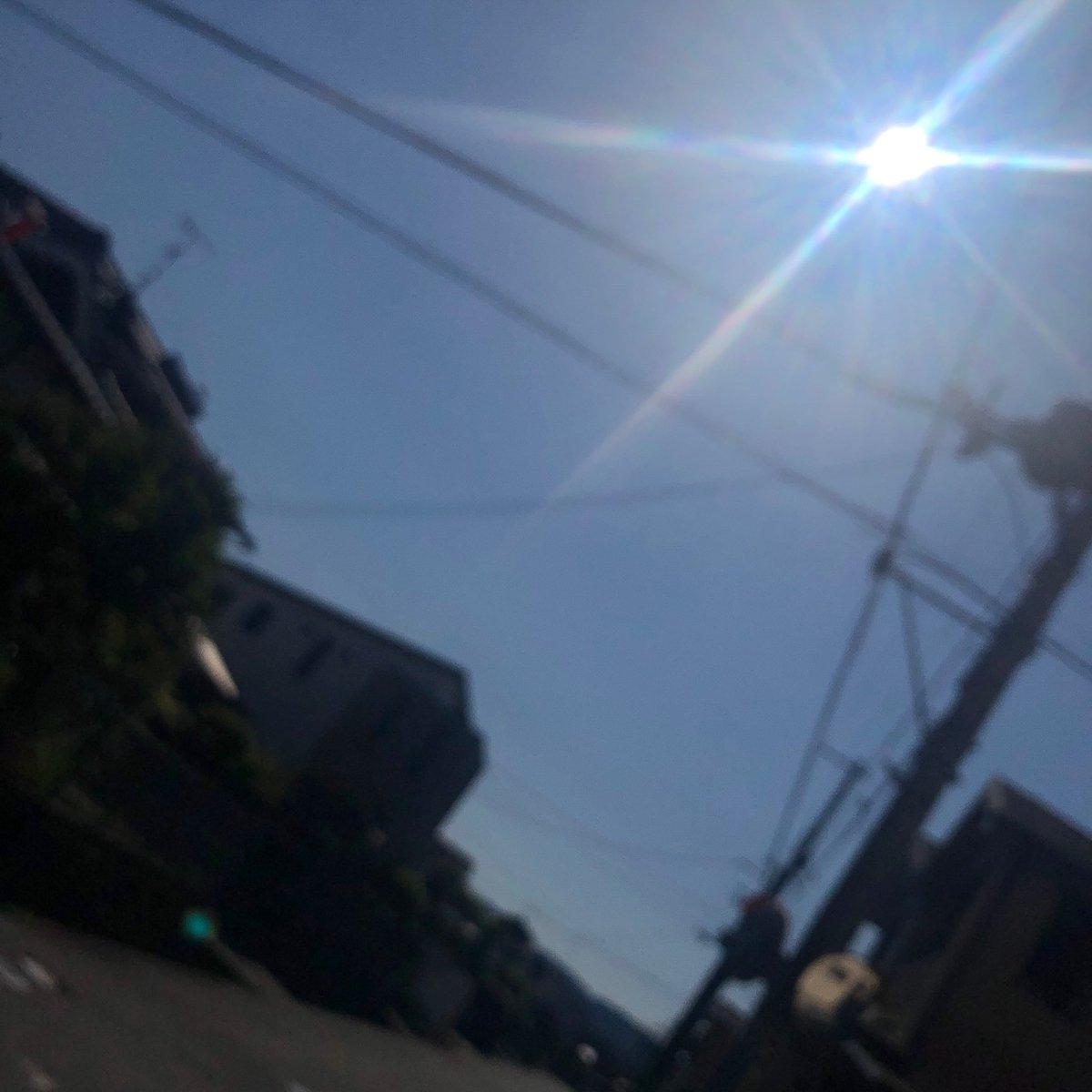 今日も眩しいくらいの太陽が  来週からは天気が崩れるみたいですね #今日の空 #カメラ好きと繋がりたい  #カメラ好きな人と繋がりたい  #写真好きな人とつながりたい  #空がある風景 #ファインダー越しの私の世界 #イマソラ #写真で伝えたい私の世界 #写真で奏でる私の世界 #ゆきフォト #ふぉとpic.twitter.com/kgZMghxwkg