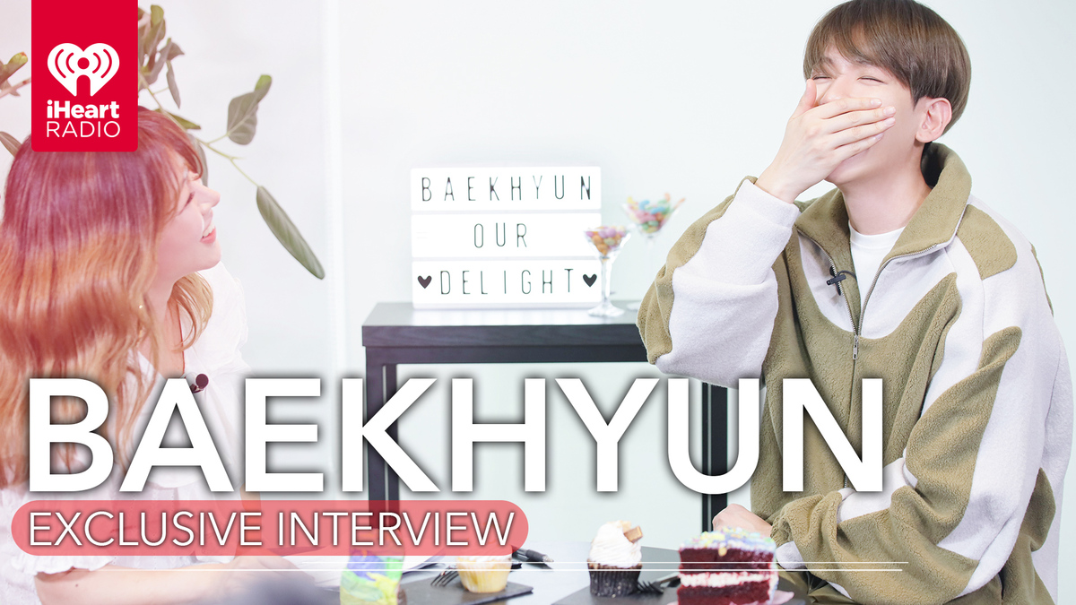 Sweet BAEKHYUN from @weareoneEXO talks to @stacynam in our exclusive interview about all things Candy, reflects back on his debut and shares his hopes for the future! Watch now: youtu.be/ywrxeC8RIdc #BAEKHYUN #BAEKHYUN_Candy #EXO #iHeartBAEKHYUN