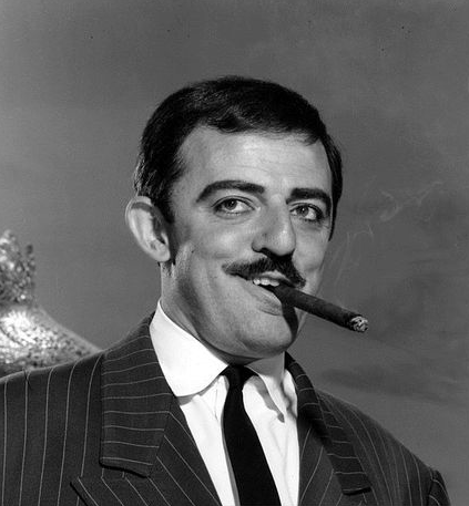 JOHN ASTIN as GOMEZ ADDAMS from THE ADDAMS FAMILY (1964-1966) #Series #Horror #Humor #Legendpic.twitter.com/2vgSFNwskL