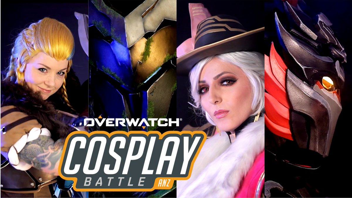 Hard work pays off. Get an up-close look at four talented teams of cosplayers from Australia and New Zealand who competed for greatness as part of the Overwatch Cosplay Battle ANZ. 📹 Youtu.be/6u43MDQ2lt4