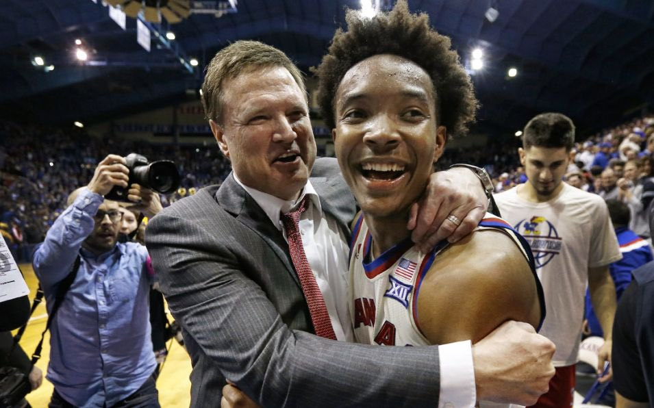 I don't know if there is a player that Bill loved more than he loved dtae